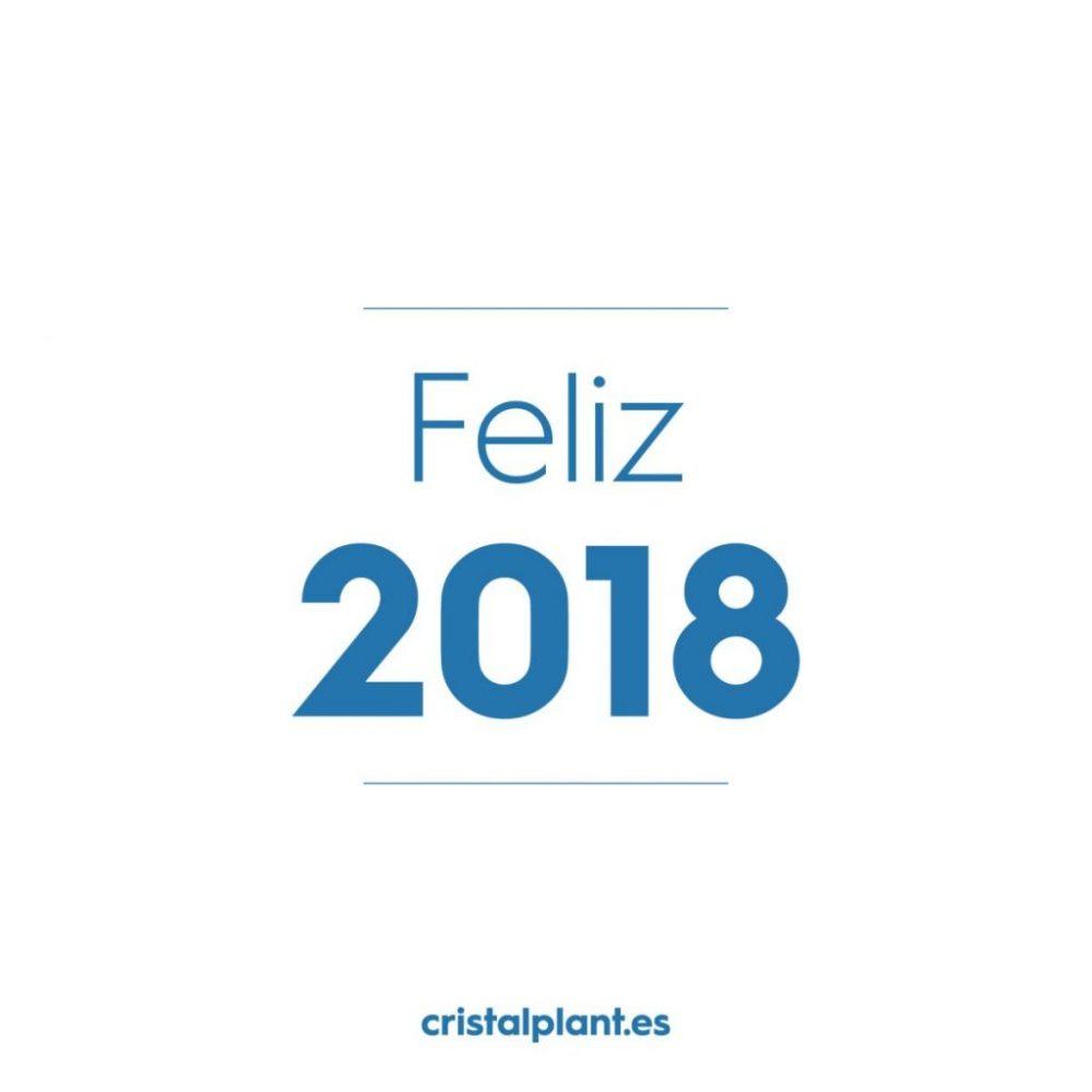 Feliz 2018 a Todos. Gracias por Estar