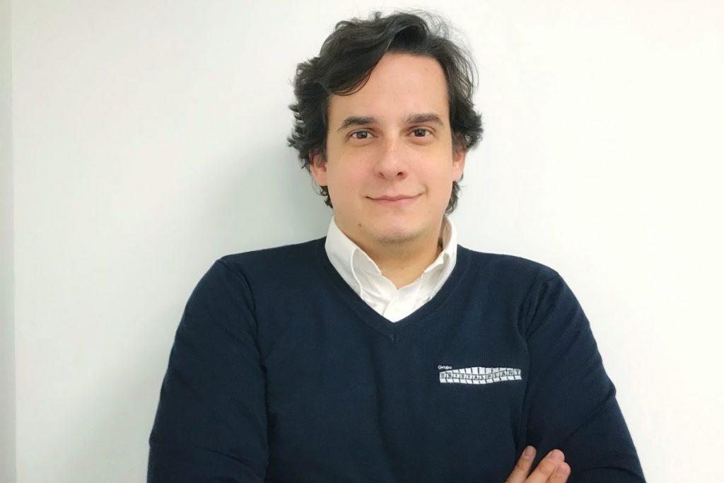 Luis Flores se Incorpora como Director de Marketing Integrado